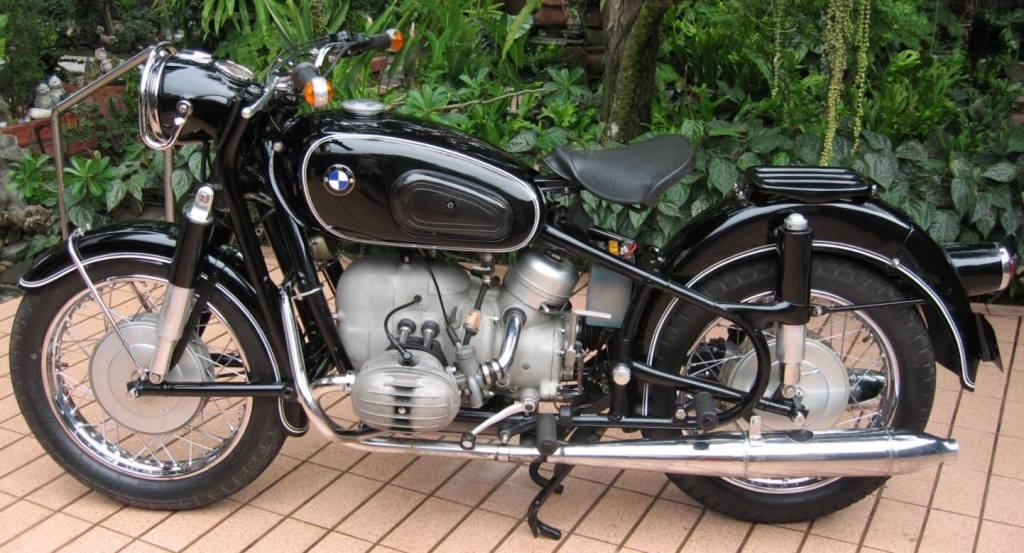 BMW R 60/2 technical specifications
